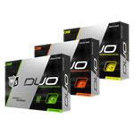 8041 Wilson Staff DUO Professional Optic Golf Balls